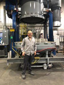 Hector Castillo - Stack Metallurgical Group Spotlight